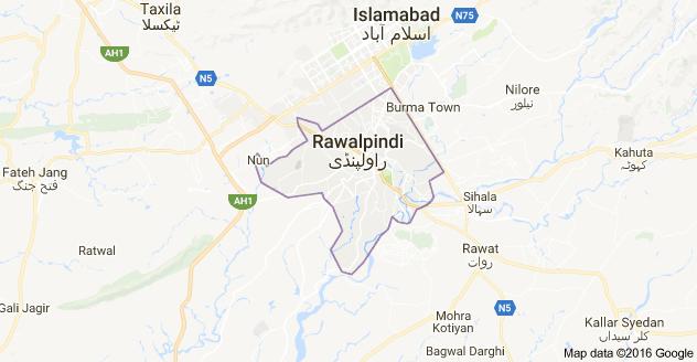 Pakistan: Engine, bogies of Rawal Express derailed