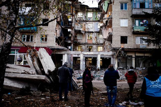 Civilian casualties up 66 per cent in eastern Ukraine during summer – UN report