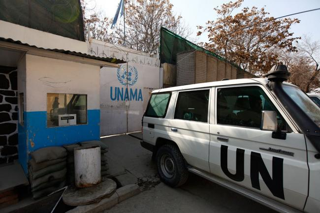 Afghanistan: UN mission condemns killing of civilians in Kabul mosque attack