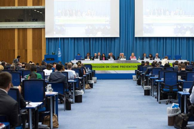 UN official acclaims 2016 Crime Commission session for role in sustainable development