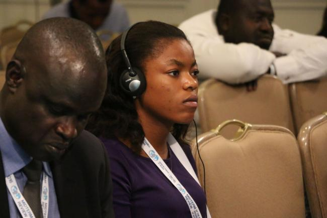 LDCs: With journalists sponsored from vulnerable nations, news on UN conference can reach all corners of globe