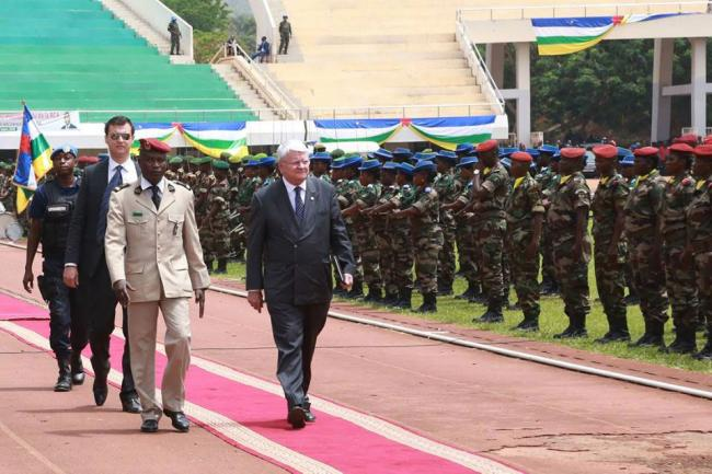 Central African Republic passes 'critical milestone' towards lasting peace – UN peacekeeping chief