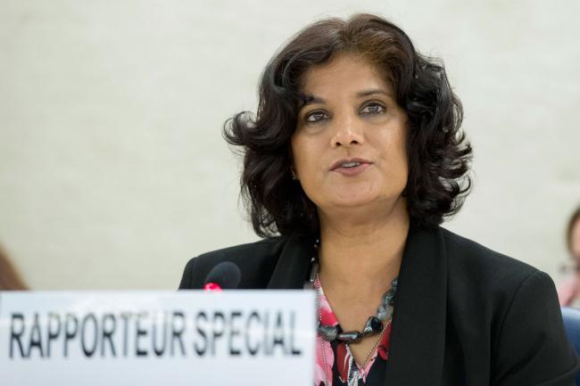 El Salvador: UN expert calls on Government to protect victims of contemporary slavery
