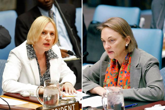 Veteran UN officials appointed to senior positions in Cyprus and in charge of field support