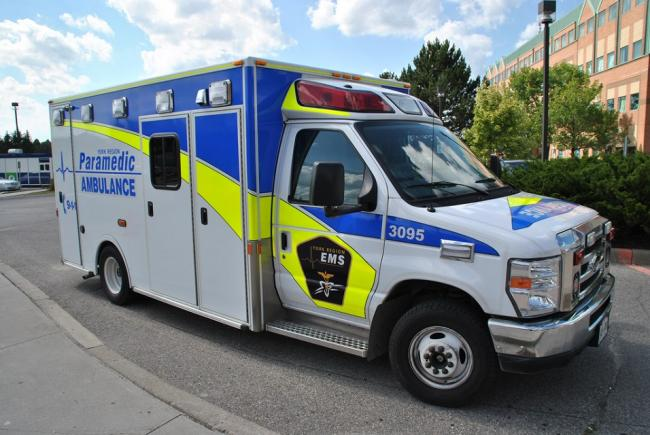 Man found dead near Toronto's roadside