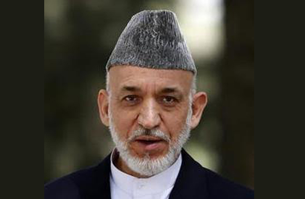 Pakistan cannot dictate terms on Durand Line, says former Afghan President Karzai