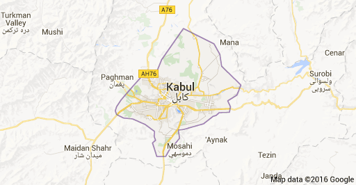 Rocket-launched grenade lands in Indian envoy's residence in Kabul