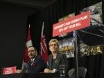 Canada: Katherine Wynne releases a new hydro plan
