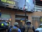 4 injured in Manhattan explosion, NY Mayor calls it an 'attempted terrorist attack'