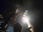 US strikes Syrian military base, Trump defends move as 'national security interest'