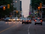 Several collisions take place in Toronto, strike seven pedestrians, cyclist
