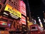 After London, Free Balochistan advert sweeps New York