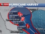 US: Hurricane Harvey hits Texas