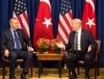 US suspends visa services in Turkey following staffer's arrest