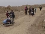 Scale of civilians fleeing Iraq's Mosul 'staggering' – senior UN relief official