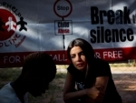 In Zimbabwe, UNICEF Goodwill Ambassador calls for more protection of child victims of sexual violence