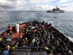 One year on, UN officials take stock of efforts to address large movements of refugees, migrants