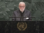 Allow people to be 'dignified agents of their own destiny,' Holy See tells UN debate