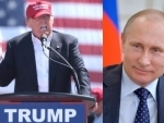 Trump looking forward towards improved relation with Russia