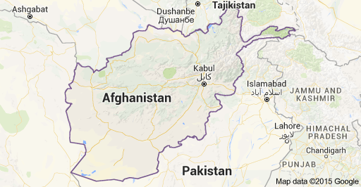 Afghanistan Taliban Leaders Among Eight Killed In US Drone - Us drone strikes map