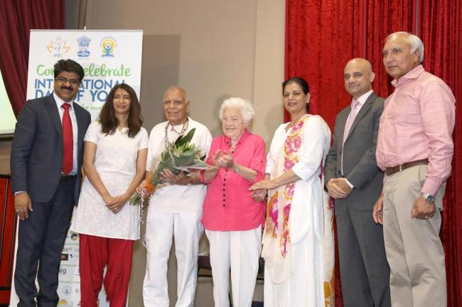 Yoga is the best and most risk-free fitness option for seniors: Dinesh Bhatia