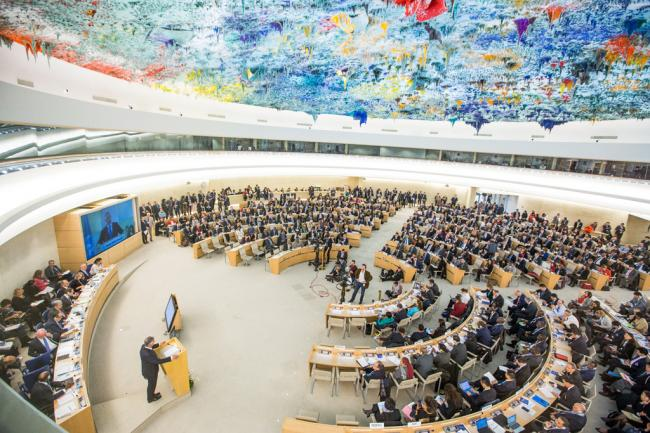 In Geneva, UN urges upholding human rights amid rising populism and extremism