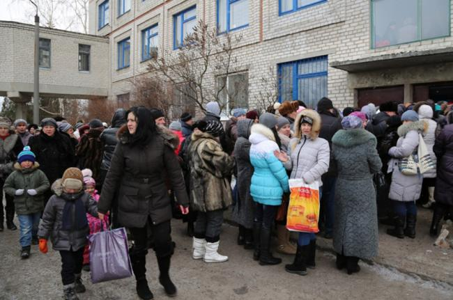 Lack of jobs, money for rent, add to woes in conflict-affected eastern Ukraine, says UN agency