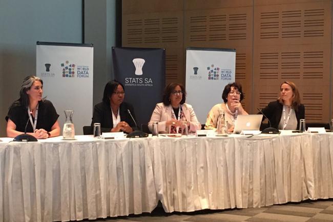 At Cape Town Forum, UN Women and partners seek ways to close gender data gaps