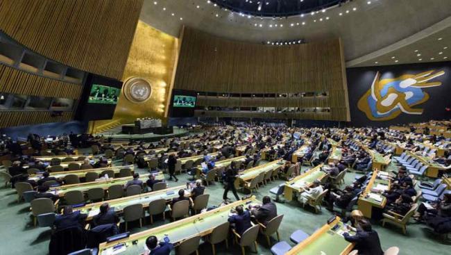 Jerusalem: India votes against US in UN