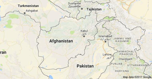 Afghanistan: Taliban leader among five casualties in US drone strike