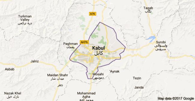 At least two killed as military hospital comes under attack in Kabul