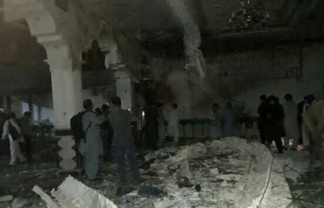 Herat mosque bombing: ISIS claims responsibility, identifies suicide bombers