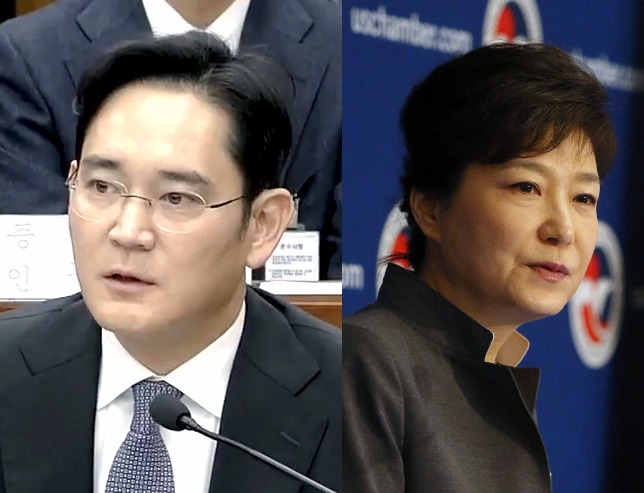 South Korea Scandal: Probe committee questions Samsung boss