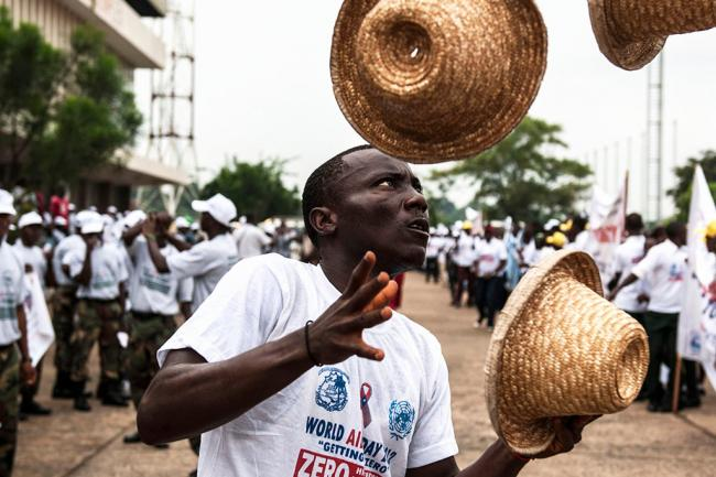 'Make some noise' for safe, supportive HIV/AIDS care, says UN on Zero Discrimination Day