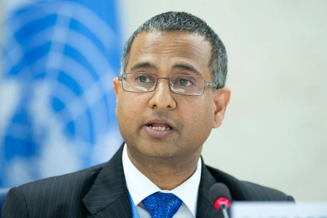 UN experts 'strongly' condemn brutal murder of journalist and rights defender in Maldives
