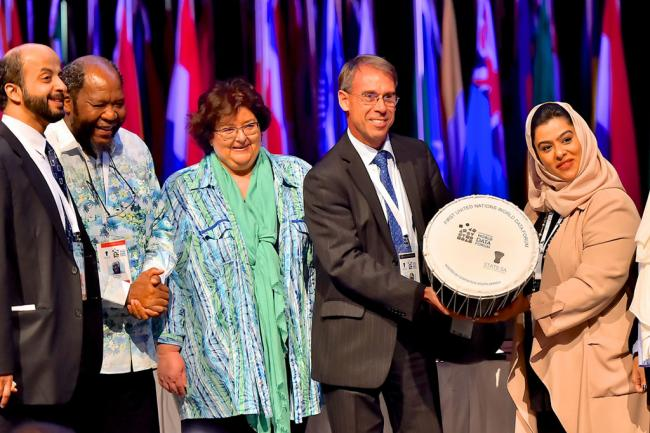UN forum wraps up in South Africa with a call for better data to improve people's lives