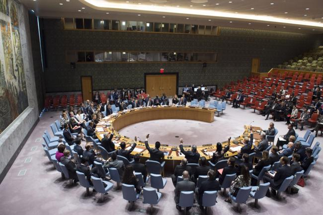 Security Council approves one-year extension of UN political mission in Libya