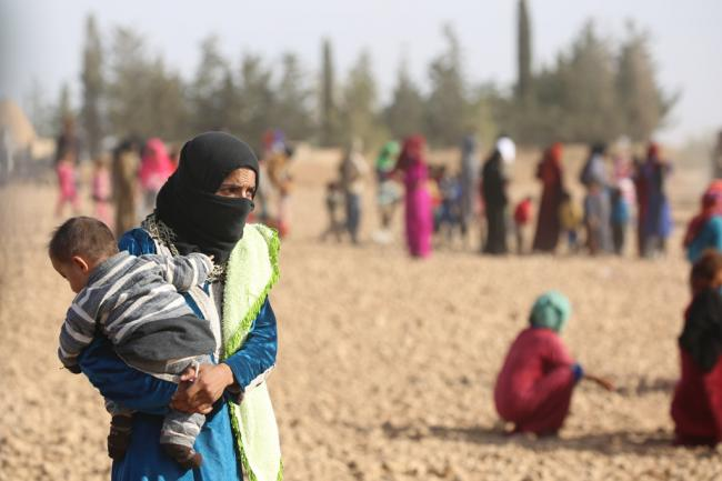 Syria: UN adviser warns trapped civilians face greater risks as Raqqa fighting intensifies