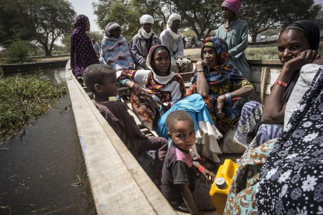 Humanitarian crisis in Lake Chad Basin 'growing in dramatic fashion,' Security Council told