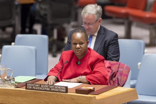 South Sudan: Senior UN official urges Security Council to support peace process revitalization
