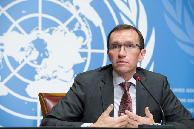 International conference is 'watershed moment' for Cyprus negotiations – UN envoy