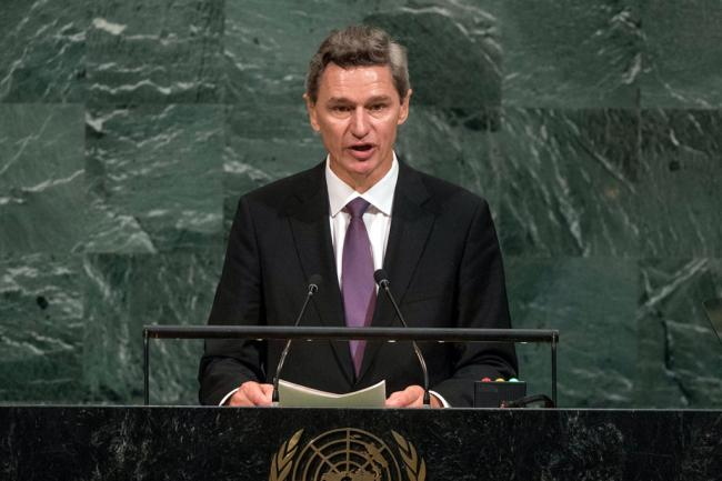United Nations 'backbone' of global order, stresses Norway at Assembly