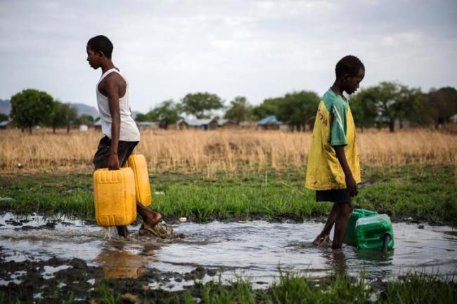 Rising cholera, diarrhoea and malnutrition 'deadly' for children in Yemen, South Sudan, Somalia and Sudan, warns UNICEF