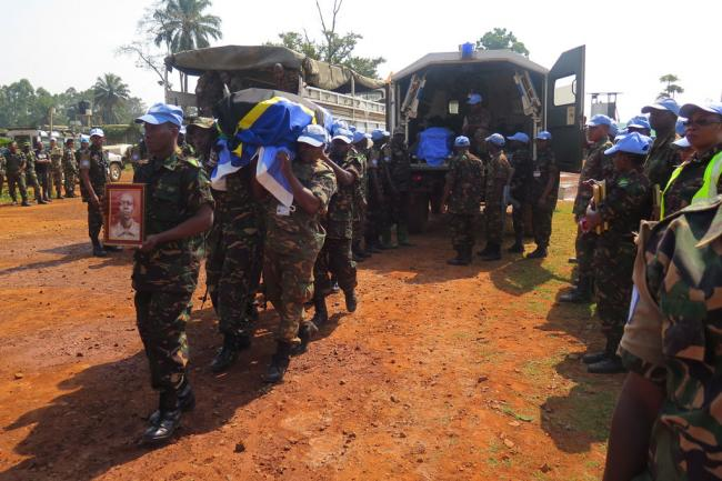 UN announces special probe into attacks on peacekeepers in eastern DR Congo