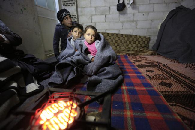 Syria: 13 million people in desperate need as seventh war-torn winter sets in, UN warns