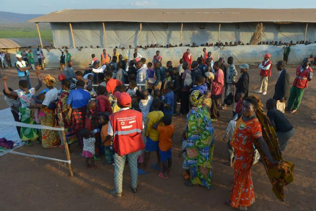 UN agencies call for funds to reverse food ration cuts for refugees in Rwanda