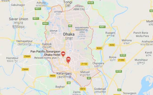 Bangladesh: Two JMB terrorists arrested from Dhaka