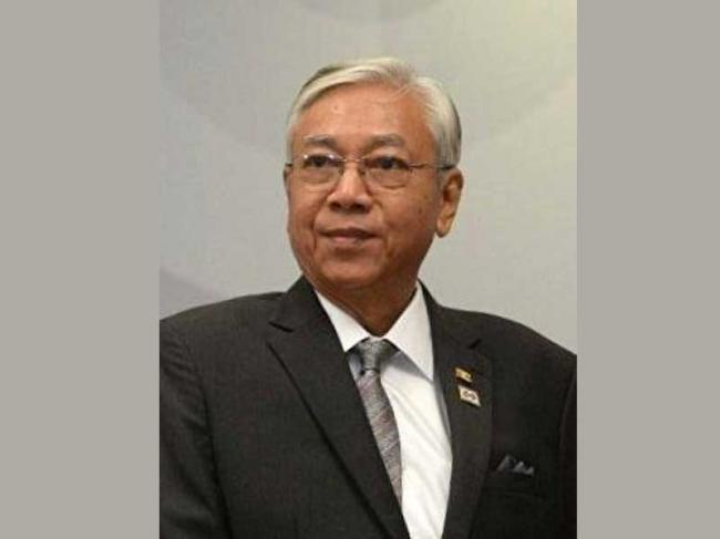Myanmar's President and Suu Kyi's close confidante Htin Kyaw reisgns