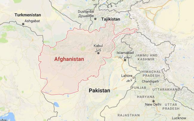 Pakistani IS fighters killed in Afghan airstrike
