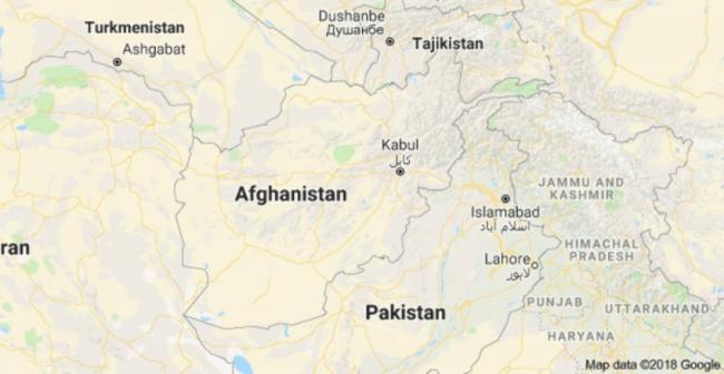 Afghanistan: Militant ambush kills at least three policemen in Kabul